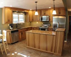 angled kitchen island ideas