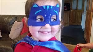pj masks costumes toddlers catboy gecko owlette fun disney