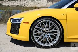 audi r8 wrapped 2018 audi r8 v10 spyder review digital trends