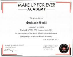 makeup schools nyc to get makeup artist certification