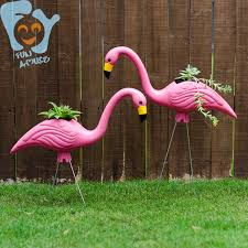 factory price cheap pink flamingo garden ornaments buy pink