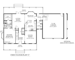 Exciting 5 Bedroom e Story House Plans Contemporary Best