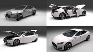 s interior modeled 3d model