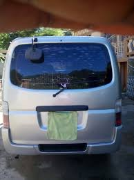 nissan caravan 2006 2006 nissan urvan for sale in spanish town jamaica st catherine