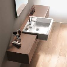 how to choose a bathroom sink part i abode