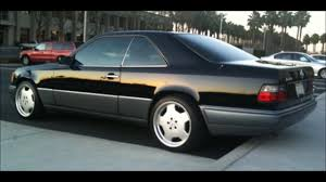 mercedes w 124 mercedes w124 coupe