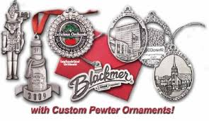 custom pewter ornaments company logo pewter ornaments