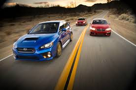 2015 subaru wrx sti road trip to las vegas photo u0026 image gallery turbo import pocket rockets 2014 mercedes cla45 amg vs 2014 bmw