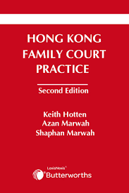hong kong family court practice second edition lexisnexis hong