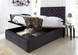 Single Ottoman Storage Bed by Furniture Platform Charming Storage Beds To Help Keep You