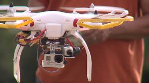 Wildfire Colfax California by Most Law Enforcement Agencies Keep Clear From Drone Use In