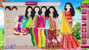 best dress up games barbie indian princess and barbie persian