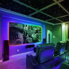 Purple Led Light Strips by Led Light Strip Ip65 Waterproof Led Strip Light 16 4ft Music