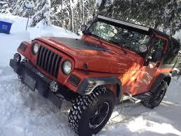 jeep angry headlights off road lighting mount location jeep wrangler tj forum