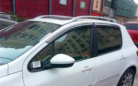 toyota yaris roof rack a pair car roof carrier roof rack decoration only for toyota yaris