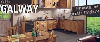cuisine pin ambiance salle de bains 14 cuisine galway en pin massif
