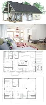 open plan house plans open modern floor plans laferida