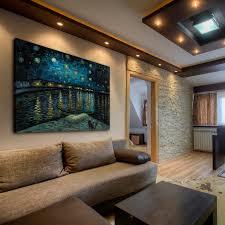 Oil Paintings For Living Rooms Modern Family Room Wichita - Modern family living room