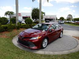 lexus of palm beach body shop 2018 new toyota camry xle automatic at royal palm toyota serving