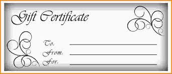 3 microsoft word gift certificate template mac resume template