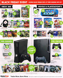 xbox one for black friday gamestop u0027s black friday 2015 ad leaks deals for xbox one and
