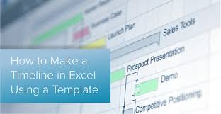 How To Share An Excel Spreadsheet How To Make An Excel Timeline Template