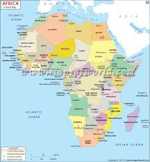 africa map with country names and capitals 22 best maps globes images on globes map globe and maps