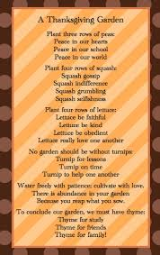 top 10 happy thanksgiving poems for family and friends 2017
