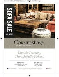 the lilly sofa from cornerstone home interiors offers bench