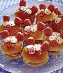 recette cuisine enfant mini burgers saucisse recette facile enfant gourmand