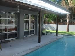 modernist home private pool open year homeaway tybee island