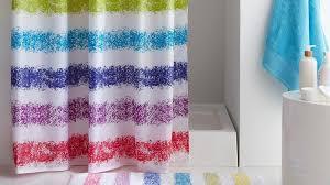 rideau de un rideau de déco dans ma salle de bains