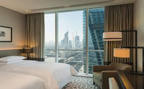 two bedroom apartment sheikh zayed road view sheraton grand