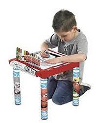 Drawing Desk Kids Disney Pixar Cars Kids Activity Drawing Table Colouring Desk Boys