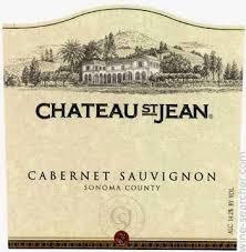 chateau ste 2010 indian cabernet chateau st jean sonoma county cabernet sauvignon california usa