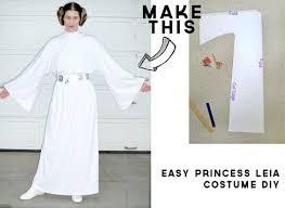 Princess Leia Halloween Costume 30 Diy Halloween Costumes 2017