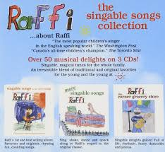 raffi the singable songs collection
