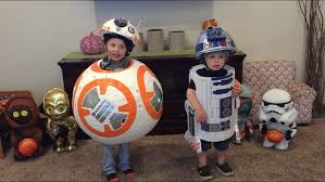 Childrens Halloween Costumes Bb 8 R2 D2 Star Wars Toddler Halloween Costumes 11 Steps