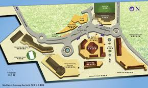 How To Get Floor Plans Db North Plaza How To Get There