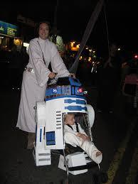 Star Wars Baby Halloween Costumes Mom Leia U0026 R2d2 Stroller Kai Leia Costume