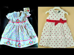 summer cotton dress collections for kids youtube