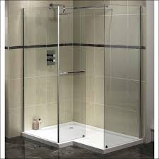 Walk In Shower Designs by Small Shower Stall Ideas Bathroom Half Opened Shower Stall Design