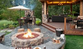 table stunning patio fire table stunning outdoor fire pit ideas