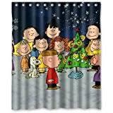 Peanuts Shower Curtain Amazon Com Peanuts Snoopy Shower Curtain U0026 Hooks Snoopy Bathroom
