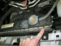 2006 jeep grand radiator radiator leak fixes jeep wrangler forum