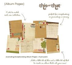 6x8 Album Documented Mix U0026 Match 6x8 Album And Page Protectors This U0026 That