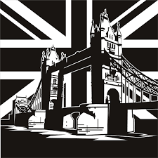 london bridge union jack uk wall art stickers wall decals london bridge union jack uk wall art stickers wall decals transfers