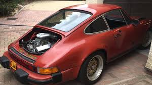 porsche 911 v8 for sale 911 v8 conversion with experimental ram air front