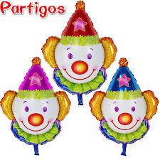 clown balloon aliexpress buy 50pcs lot 80 63cm children s toys helium