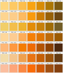 pantone pms colors chart color matching for powder coating
